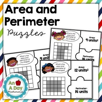 Area and Perimeter Puzzles