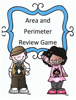 Area and Perimeter Review Game