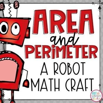 Area and Perimeter Robot Craft