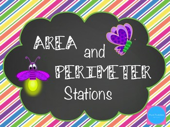 Area and Perimeter Station