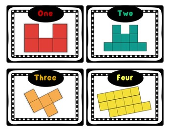 Area and Perimeter Task Cards {Irregular Shapes}