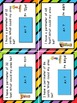 Higher Order Thinking HOTS Area and Perimeter Task Cards Grades 4, 5 and 6 US