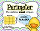 Area and Perimeter Task Cards and Games Bundle Spring Edition