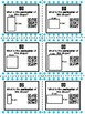 Area and Perimeter Task Cards w/ QR Codes