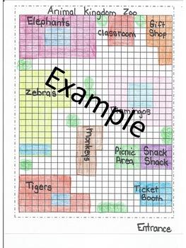 Area and Perimeter-Third Grade Common Core Math 3.MD 5-8