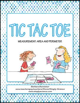 Area and Perimeter Tic Tac Toe