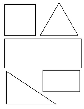 Area and Perimeter: Triangles, Parallelograms, and Trapezoids Project