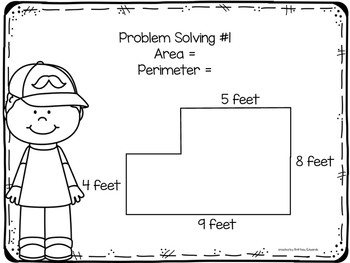 Area and Perimeter Unit