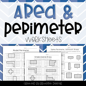 Finding Unknown Sides For Area And Perimeter Teaching Resources ...