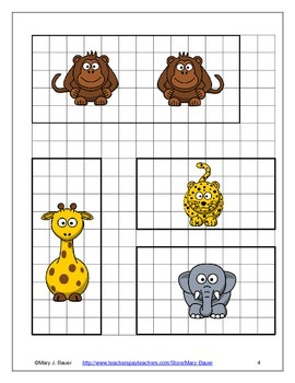 Area and Perimeter at the Zoo