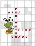 Area and Perimeter for Third Grade