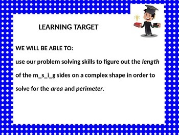 Area and Perimeter of Complex Shapes