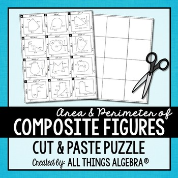 how to find the perimeter of a composite figure