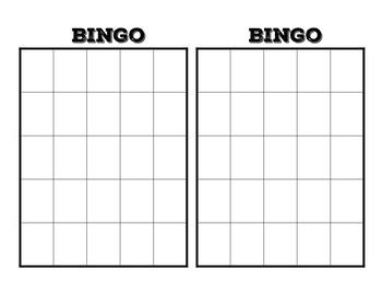 Area and Perimeter of Compound Figures Bingo Game