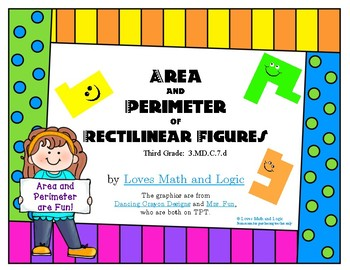 Area and Perimeter of Rectilinear Figures_Differentiated T