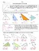 Area and Perimeter of a Triangle