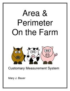 Area and Perimeter on the Farm