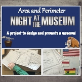 Area and Perimeter project - Design a Museum
