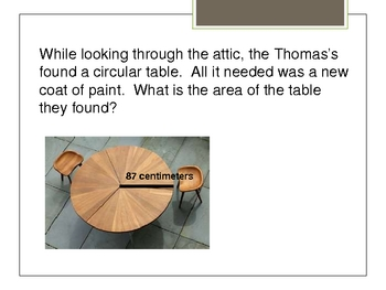 Area and Perimeters of Shapes in 6th Grade Curriculum in Texas