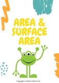 Area and Surface Area Posters