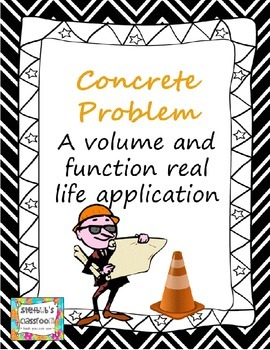 Area and Volume Real Life Application Problem
