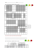 Area counting squares and multiplication