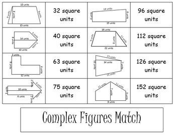 2nd grade area and perimeter worksheets furthermore Biology Surface Area To Volume Worksheet Printable Worksheets Grade also Area of  plex Figures Match by Aleisha Boehm   TpT also Area Worksheets also Calculate the Area of  pound Figures Worksheet for 6th   8th Grade furthermore Area Of  plex Shapes Math Area  posite Figures Worksheets Of And additionally Area Of  posite Shapes Worksheet  plex Figures 7 Circle additionally Area and Perimeter of  pound Shapes  A likewise  further Figure  pound Worksheets – Best Cars 2018 furthermore Perimeter Of A Rectangle Worksheet Measure The Rectangle Perimeter in addition Area Perimeter Volume Worksheets Grade And Of  posite Figures For together with  in addition Area Of  plex Figures Worksheet   Siteraven further  as well area and perimeter word problems worksheets. on area of complex figures worksheet