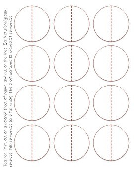 Area of Complex Figures with Circles