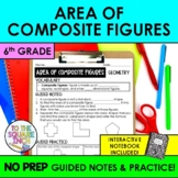 Area Of Composite Figures Worksheets & Teaching Resources ...