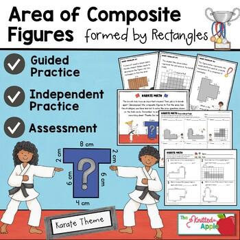Area of Composite Figures (3.6D)