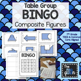 Area of Composite Figures BINGO