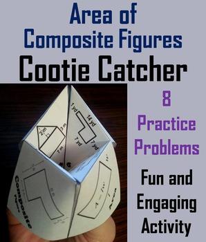Area of Composite Figures Activity/ Area of Composite Figu
