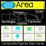 Composite Figures Area Task Cards