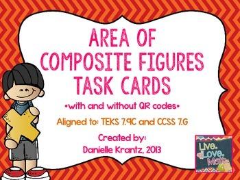 Area of Composite Figures
