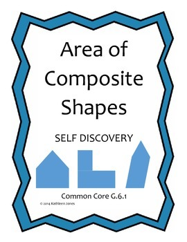 Area of Composite Shapes - discovered a small problem... trying to fix!
