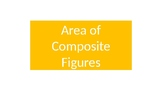 Area of Congruent Figures PowerPoint Slideshow