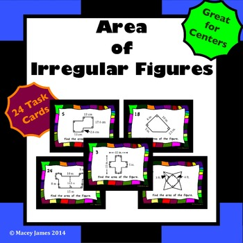 Area of Irregular Figures