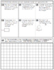 Area of Parallelograms, Triangles, and Trapezoids - Assessment or Worksheet