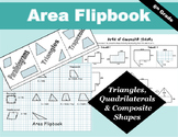 Area of Quadrilaterals, Triangles,  and Composite Shapes