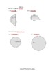 Area of Rectangle, Parallelogram, Triangle, Trapezoid, and Circle Worksheet # 2