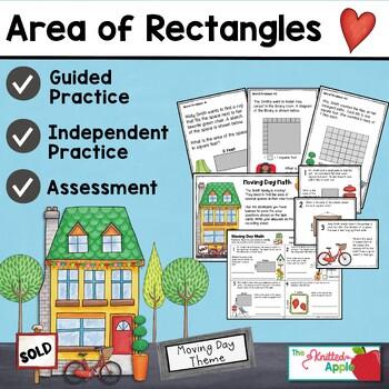 Area of Rectangles (3.6C)