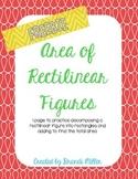 Area of Rectilinear Figures--FREEBIE