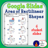 Area of Rectilinear Shapes Distance Learning