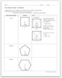 Area of Regular Polygons Investigation