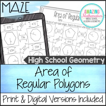worksheet. Areas Of Regular Polygons Worksheet. Grass Fedjp ...
