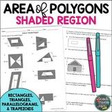 Area of Shaded Region