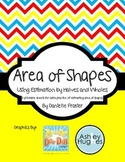 Area of Shapes - Estimate Using Halves and Wholes