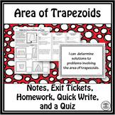 Area of Trapezoids