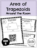 Area of Trapezoids Activity