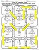 Area of Triangles Maze